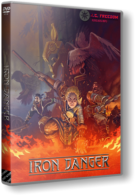 Iron Danger [v 1.02.05] (2020) PC | RePack от R.G. Freedom