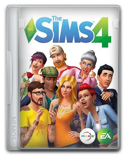 The Sims 4: Deluxe Edition [v 1.63.136.1010 + DLCs] (2014) PC | Origin-Rip от =nemos=
