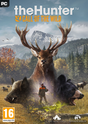 TheHunter: Call of the Wild [v 1859364 u57 + DLCs] (2017) PC | Steam-Rip от =nemos=