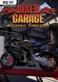 Biker Garage: Mechanic Simulator (2019) xatab