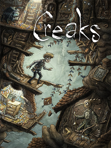 Creaks [Hotfix/Build 5311171] (2020) PC | RePack от FitGirl