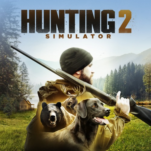 Hunting Simulator 2: Bear Hunter Edition [v 1.0.0.141.64215 + DLCs] (2020) PC | Repack от xatab