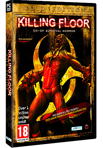 Killing Floor [v 1065 + All DLC] (2009) PC | RePack от Canek77