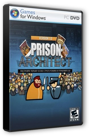 Prison Architect (2015) PC | Лицензия