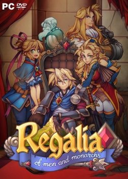 Regalia: Of Men and Monarchs (2017)