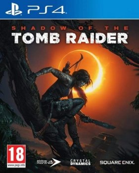 Shadow of the Tomb Raider (2018) на PS4