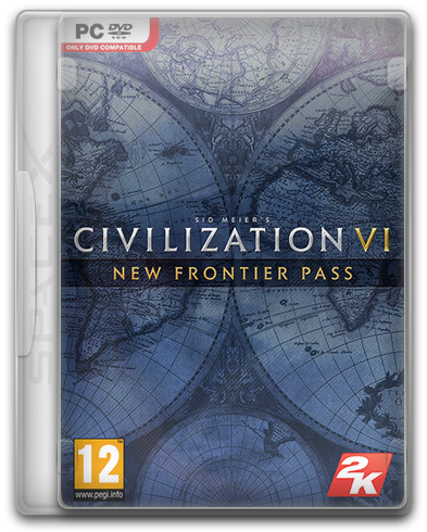 Sid Meier's Civilization VI: Digital Deluxe [v 1.0.3.31 + DLC's] (2016) PC | RePack от SpaceX
