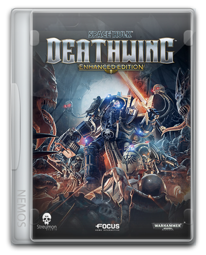 Space Hulk: Deathwing - Enhanced Edition [v 2.44 + DLC] (2018) PC | Steam-Rip от =nemos=