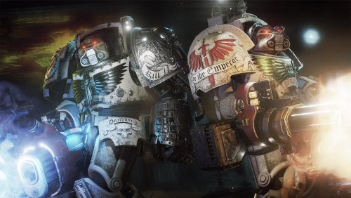 Space Hulk: Deathwing - Enhanced Edition (2018) xatab