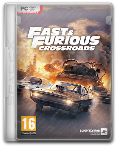 Fast & Furious Crossroads (2020) PC | RePack от SpaceX