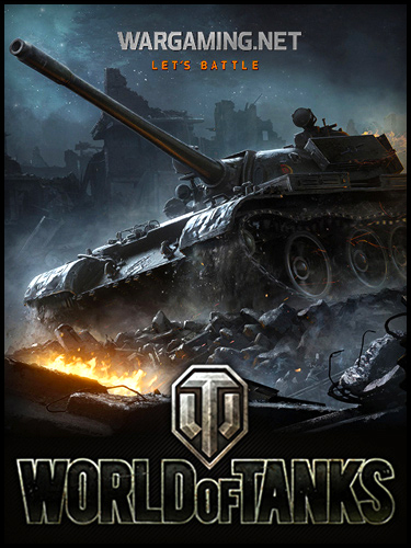 Мир Танков / World of Tanks [1.10.0.0.413] (2014) PC | Online-only