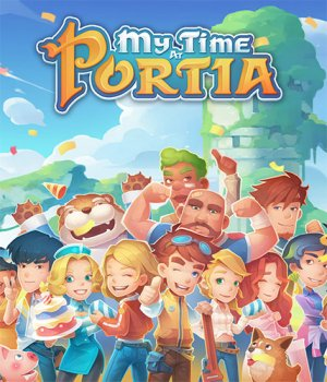 My Time at Portia (2019)