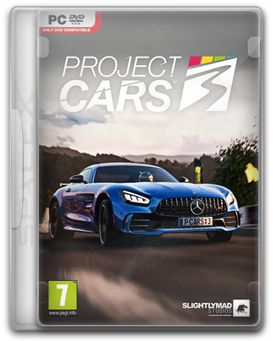 Project CARS 3 от SpaceX