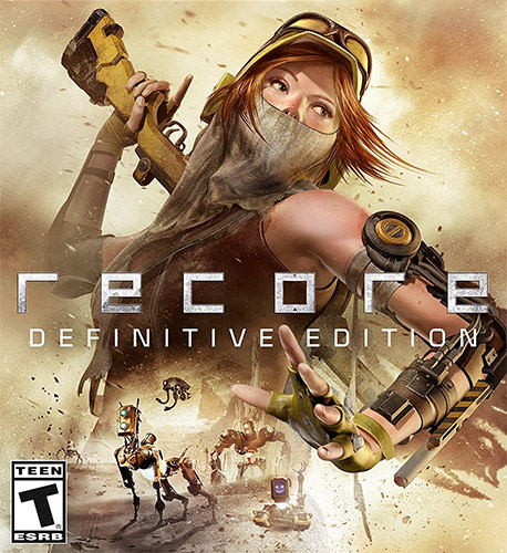 ReCore: Definitive Edition (2017) PC | RePack от FitGirl