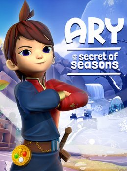 Ary and the Secret of Seasons (2020)