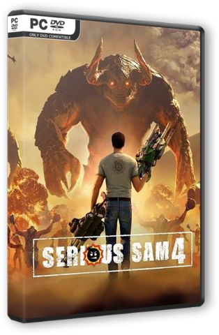 Serious Sam 4: Deluxe Edition [v 1.02 + DLC] (2020) PC | Лицензия