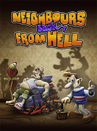 Neighbours Back From Hell [v 1.0.2 rev 1649] (2020) PC | RePack от FitGirl