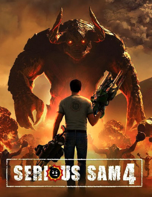 Serious Sam 4 - Deluxe Edition (2020)