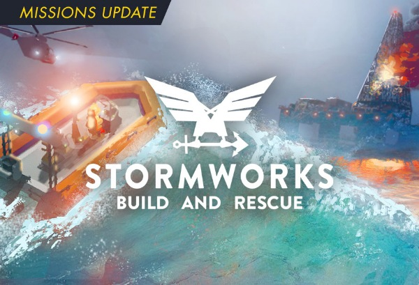 Stormworks Build and Rescue [v 1.0.19] (2018) PC | RePack от Pioneer