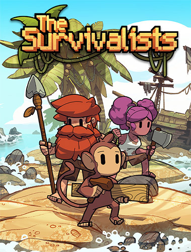 The Survivalists [v 1.0 + DLC + Co-op] (2020) PC | RePack от FitGirl