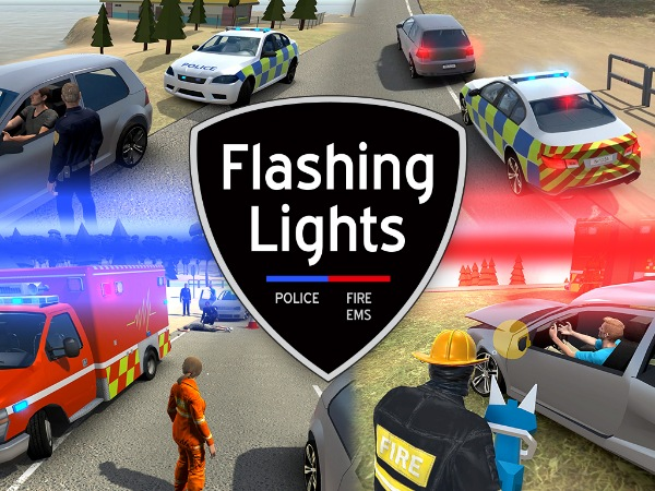 Flashing Lights [b031120 | Early Access] (2018) PC | RePack от Pioneer