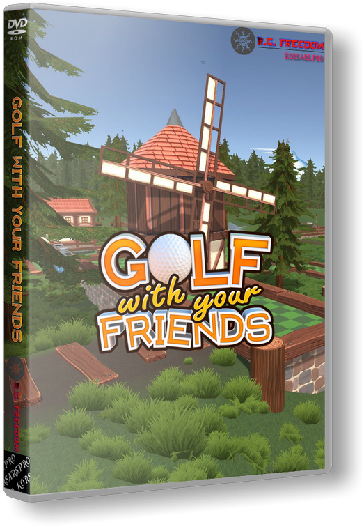 Golf With Your Friends (2020) PC | RePack от R.G. Freedom