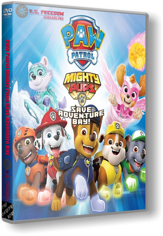 PAW Patrol Mighty Pups Save Adventure Bay (2020) PC | RePack от R.G. Freedom