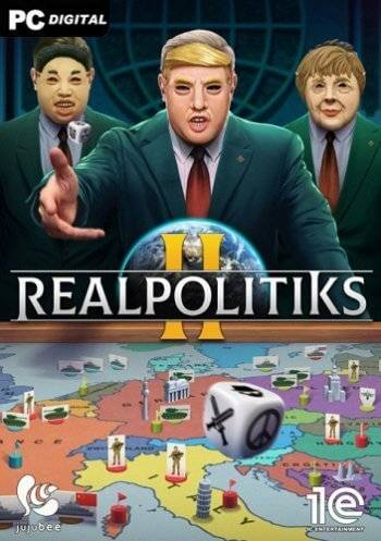 Realpolitiks II (v0.68) Early Access На Русском