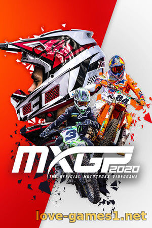 MXGP 2020 - The Official Motocross Videogame (2020) PC