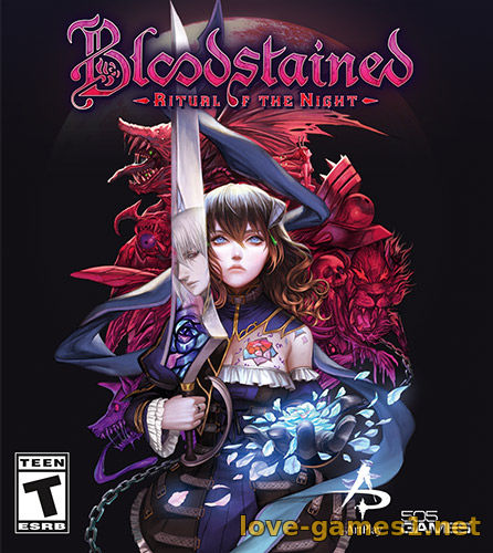 Bloodstained: Ritual of the Night [v 1.20 + DLC] (2019) PC | RePack от FitGirl