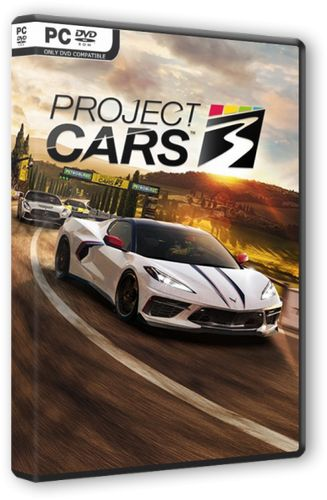 Project CARS 3 [v 1.0.0.0.0643 + DLCs] (2020) PC | Steam-Rip