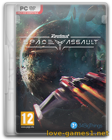 Redout: Space Assault (2021) PC | RePack от SpaceX