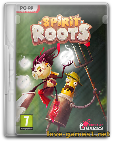 Spirit Roots (2019) PC | RePack от SpaceX