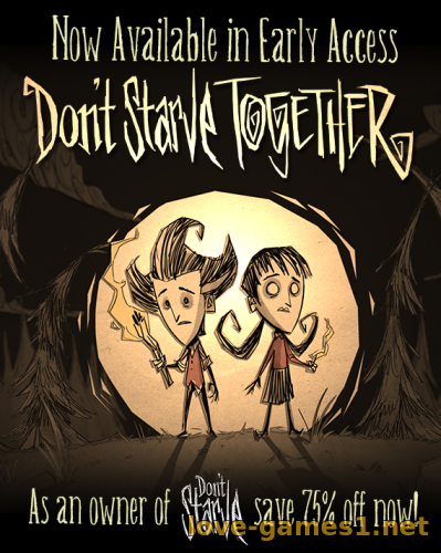 Don't Starve Together [Build 451074] (2013) PC | RePack от Pioneer