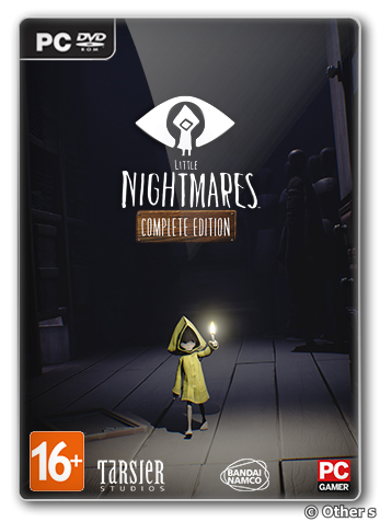 Little Nightmares (2017) [Ru/Multi] (1.0.43.1/dlc) Repack Other s [Complete Edition]