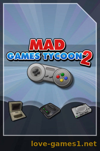 Mad Games Tycoon 2 (2021) PC (2021.02.12A)