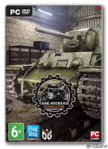 Tank Mechanic Simulator (2020) [Ru/Multi] (1.2.0) Repack Other s