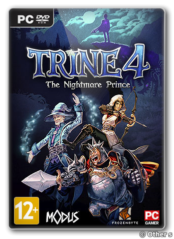 Trine 4: The Nightmare Prince (2019) [Ru/Multi] (1.0.0.8681/dlc) Repack Other s
