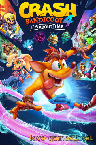 Crash Bandicoot 4: It's About Time (2021) PC