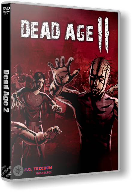 Dead Age 2 (2021) PC | RePack от R.G. Freedom