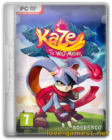 Kaze and the Wild Masks (2021) PC | RePack от SpaceX
