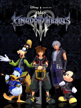 Kingdom Hearts 3 / III and Re Mind - 2021