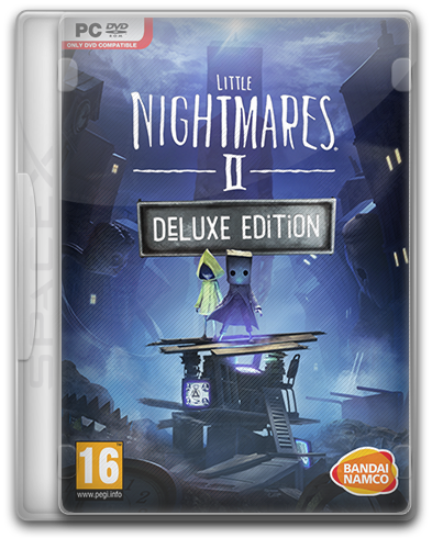 Little Nightmares II: Deluxe Edition [v 5.68 + DLCs] (2021) PC | RePack от SpaceX