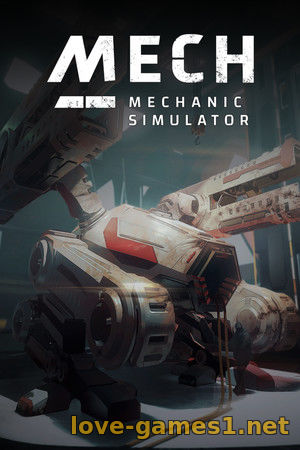 Mech Mechanic Simulator (2021) PC