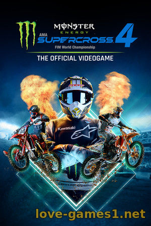 Monster Energy Supercross - The Official Videogame 4 (2021) PC