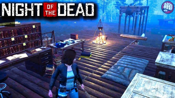 Night of the Dead [v 1.0.8.0 | Early Access] (2020) PC | Repack от Pioneer