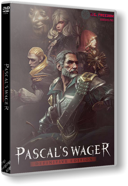 Pascal's Wager: Definitive Edition [v1.1.1.1000] (2021) PC | RePack от R.G. Freedom