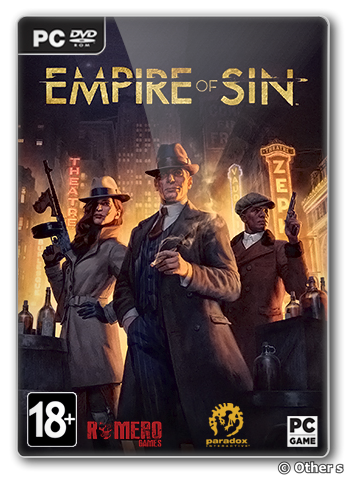 Empire of Sin (2020) [Ru/Multi] (1.04/dlc) Repack Other s [Deluxe Edition]