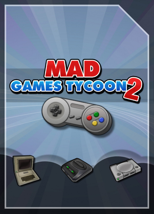 Mad Games Tycoon 2 [Early Access] (2021)