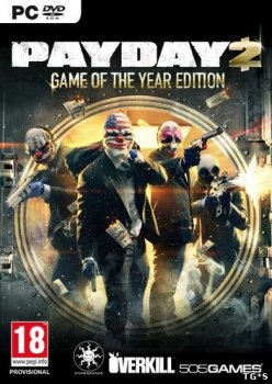 PayDay 2: Ultimate Edition (2014) FitGirl